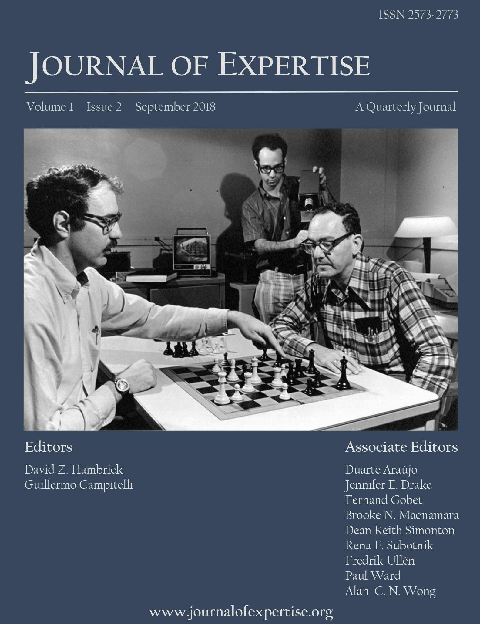 Journal of Expertise Volume 1 Issue 2